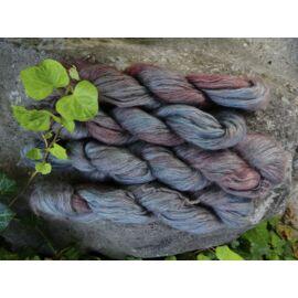 növényi festett kid silk csipkefonal