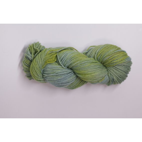 Kis kos Bio Wool kék-zöld - majdnem tökéletes